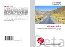 Bookcover of Olympia Odos
