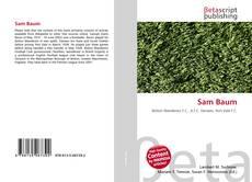 Bookcover of Sam Baum