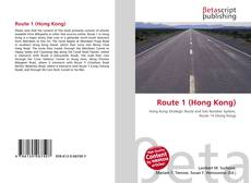 Bookcover of Route 1 (Hong Kong)