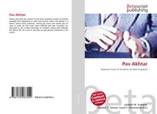 Pav Akhtar的封面