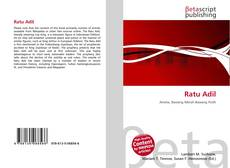 Buchcover von Ratu Adil