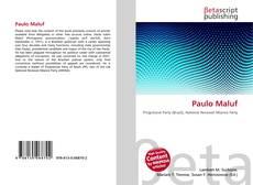 Paulo Maluf kitap kapağı