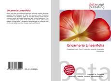 Обложка Ericameria Linearifolia