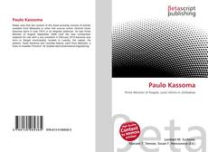 Bookcover of Paulo Kassoma