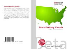 Bookcover of South Geelong, Victoria
