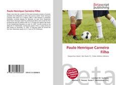 Paulo Henrique Carneiro Filho kitap kapağı