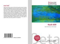 Buchcover von Nash 600
