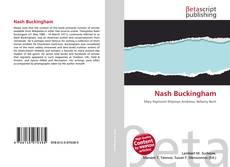 Nash Buckingham kitap kapağı