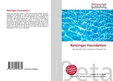 Buchcover von Ratzinger Foundation