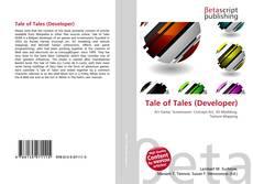 Capa do livro de Tale of Tales (Developer)