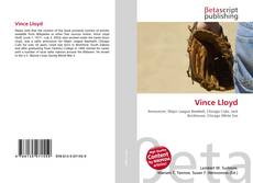 Bookcover of Vince Lloyd