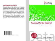 Bookcover of Rauceby Mental Hospital