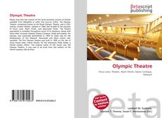 Bookcover of Olympic Theatre