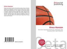 Bookcover of Vince Hanson