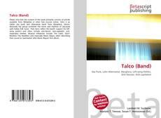 Borítókép a  Talco (Band) - hoz