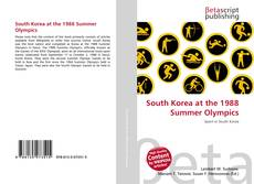 Обложка South Korea at the 1988 Summer Olympics