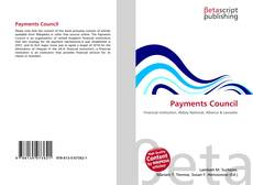 Bookcover of Payments Council
