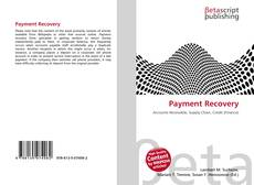 Bookcover of Payment Recovery