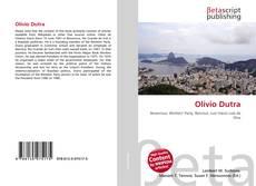 Olívio Dutra kitap kapağı