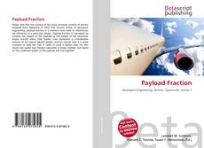 Bookcover of Payload Fraction
