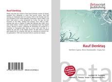Buchcover von Rauf Denktaş