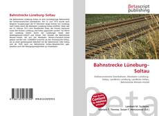Copertina di Bahnstrecke Lüneburg–Soltau
