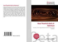 Portada del libro de Rauf Rashid Abd al-Rahman
