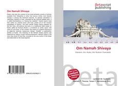 Couverture de Om Namah Shivaya