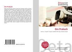 Bookcover of Om Prakash