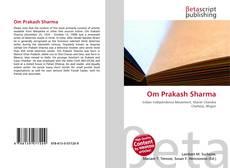 Portada del libro de Om Prakash Sharma
