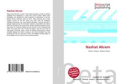 Copertina di Nashat Akram