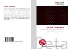 Bookcover of Waste Converter