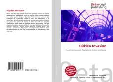 Capa do livro de Hidden Invasion