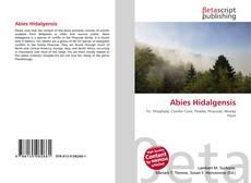 Bookcover of Abies Hidalgensis