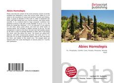 Abies Homolepis的封面