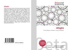 Bookcover of Alleghe