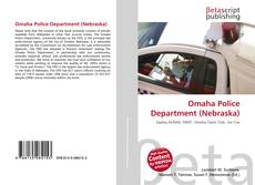Omaha Police Department (Nebraska) kitap kapağı