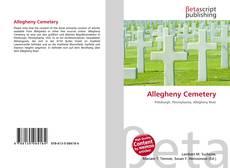 Allegheny Cemetery kitap kapağı