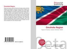Bookcover of Omaheke Region