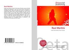 Raul Martins的封面