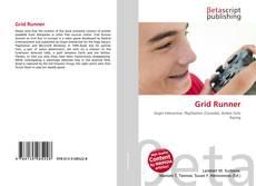 Capa do livro de Grid Runner