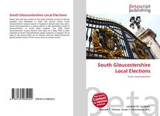 Bookcover of South Gloucestershire Local Elections