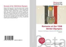Romania at the 1948 Winter Olympics kitap kapağı