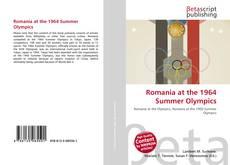 Romania at the 1964 Summer Olympics kitap kapağı