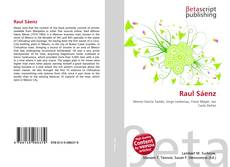 Bookcover of Raul Sáenz