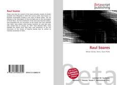 Buchcover von Raul Soares
