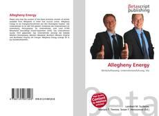 Allegheny Energy kitap kapağı