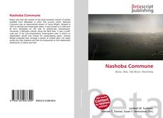 Bookcover of Nashoba Commune