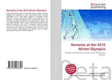 Romania at the 2010 Winter Olympics kitap kapağı