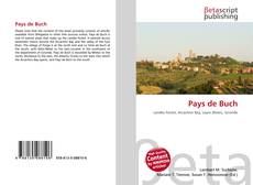 Buchcover von Pays de Buch